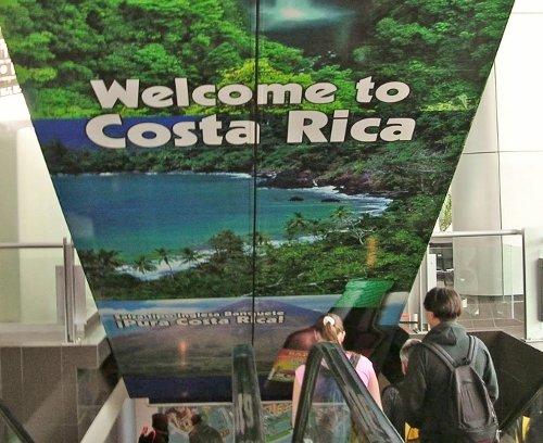 Les résidents de 12 États américains sont désormais autorisés à se rendre au Costa Rica
