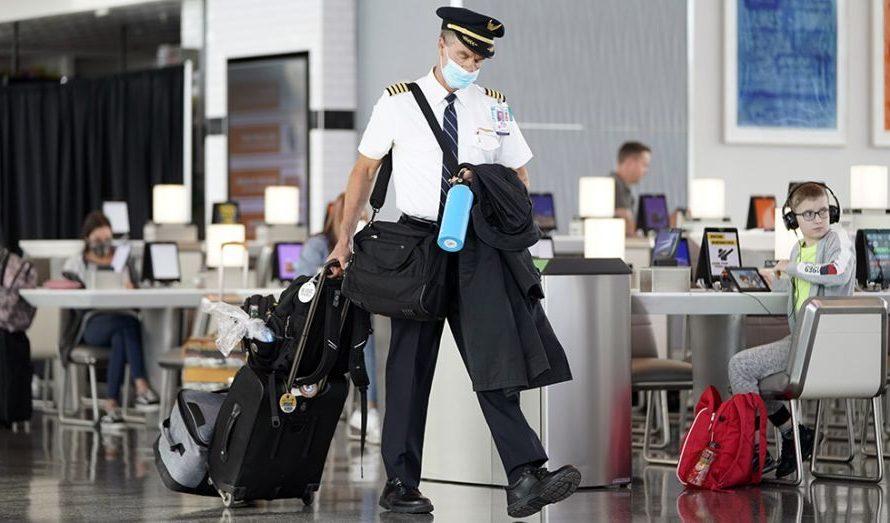United Airlines axe 2850 emplois de pilote