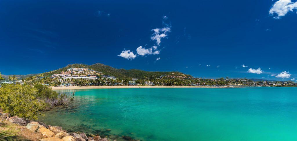 Airlie Beach, Whitsundays, Queensland Australie