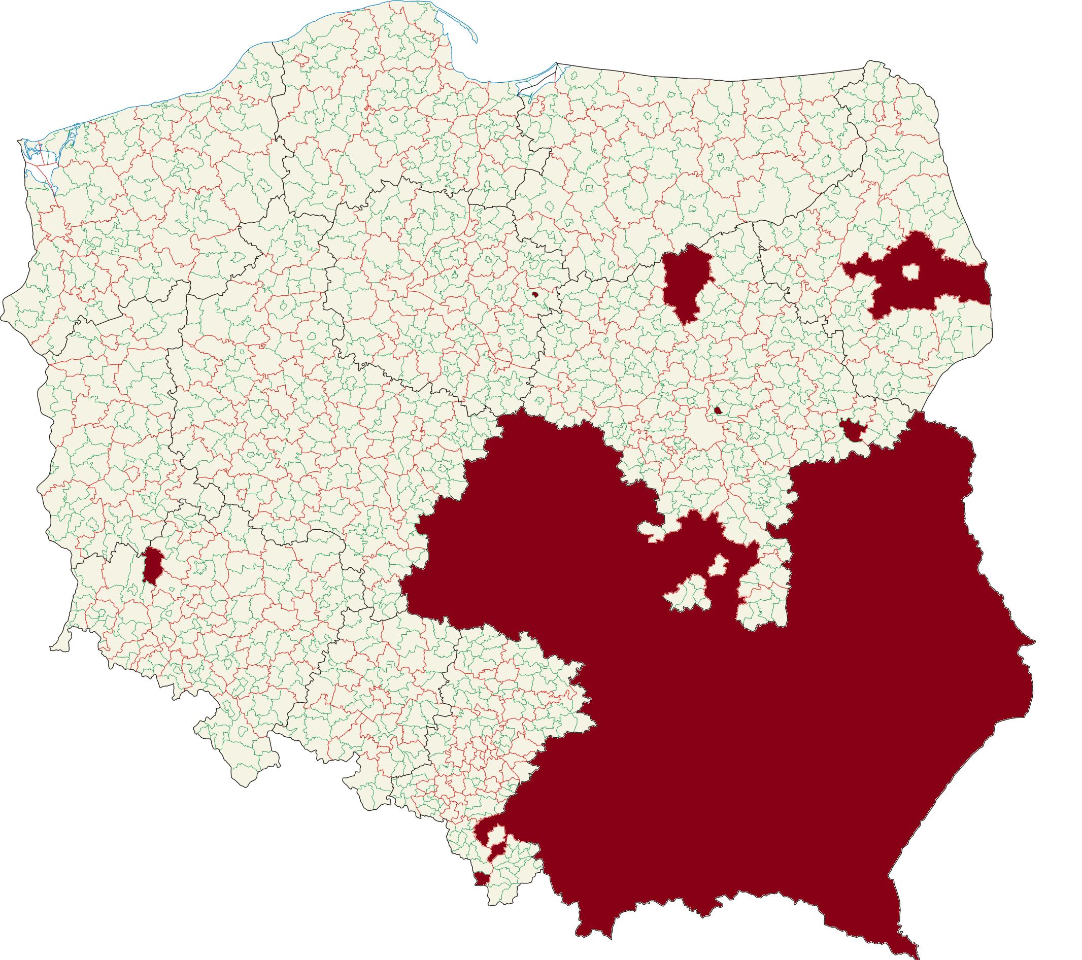 Les personnes LGBTQ fuient la Pologne