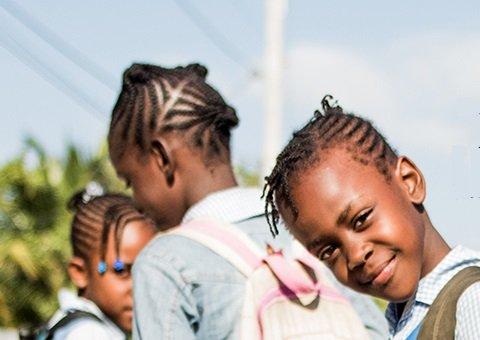 Campagne de retour à l'école lancée par la Fondation Sandals