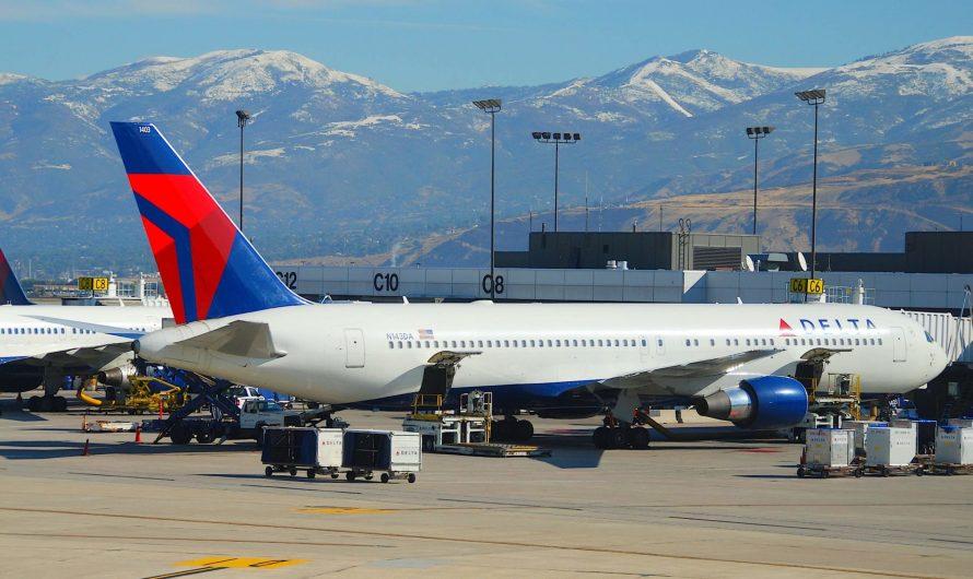 Delta lance un service au nouvel aéroport de Salt Lake City