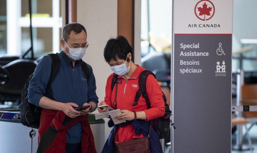 Air Canada offre une assurance COVID-19 gratuite aux voyageurs internationaux