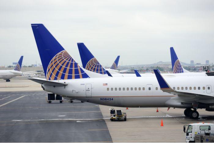 United Airlines ajoute une capacité limitée au programme d'octobre
