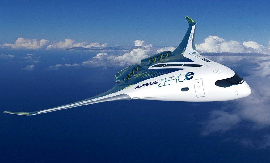 Airbus dévoile un nouvel avion concept zéro émission