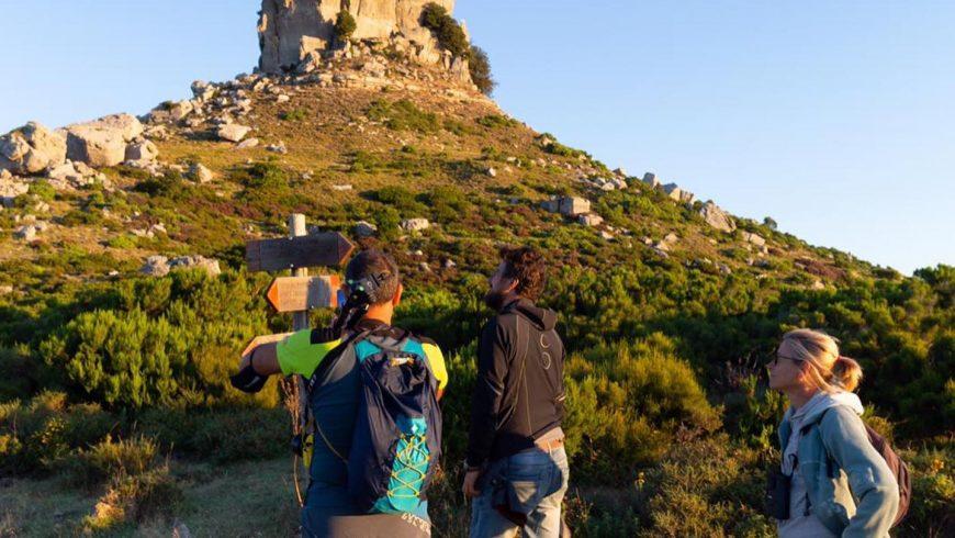 Randonnées trekking en Sardaigne