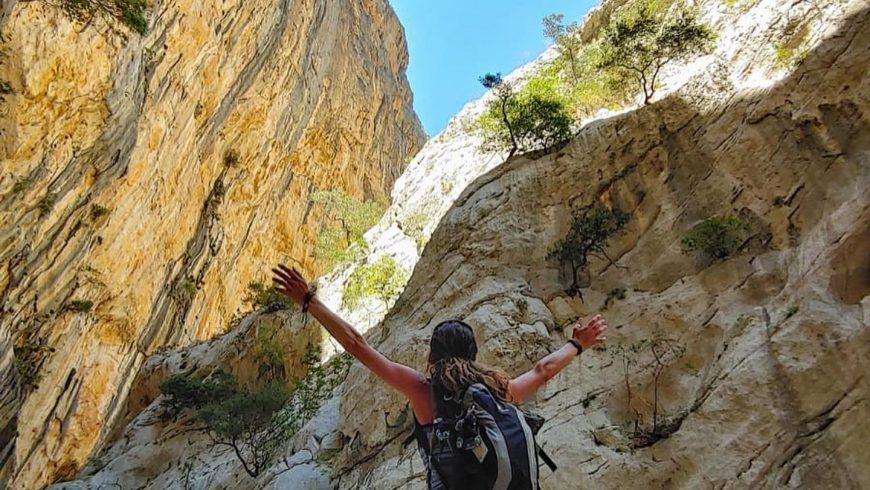 Canyon Sardaigne