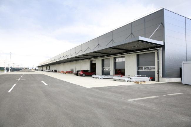 FRAPORTHands un nouvel entrepôt de fret aérien à Swissport
