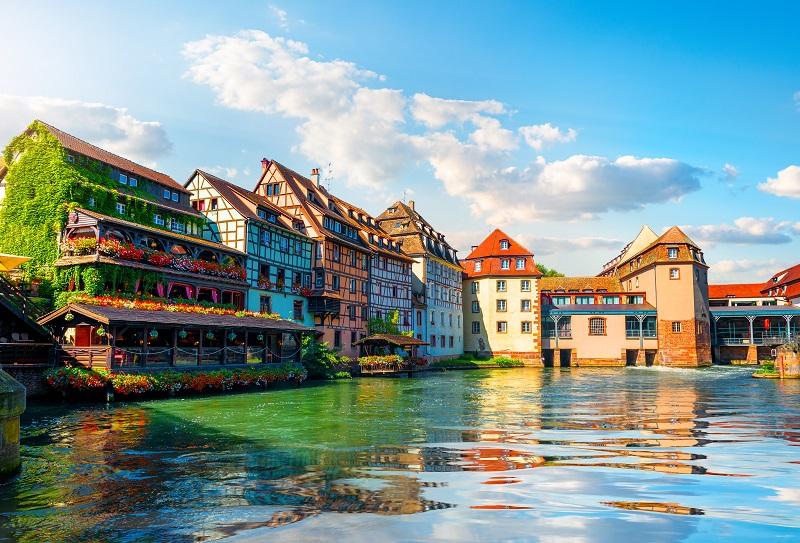 Petite France à Strasbourg