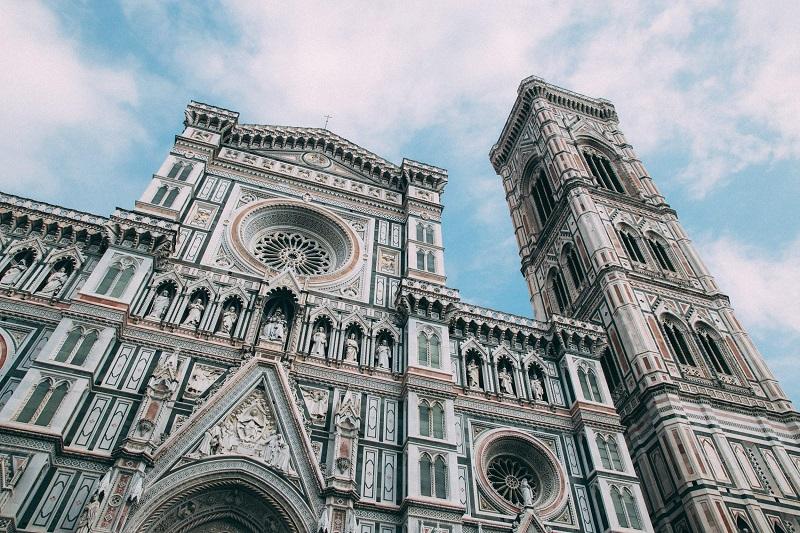 Prendre des photos de lieux touristiques bondés Changer d'angle
