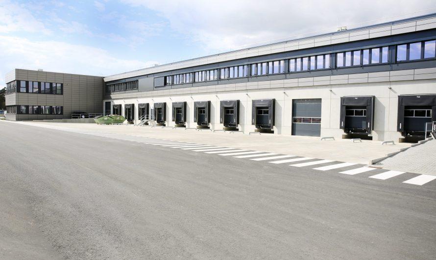 FRAPORTHand un nouvel entrepôt de fret aérien à Swissport