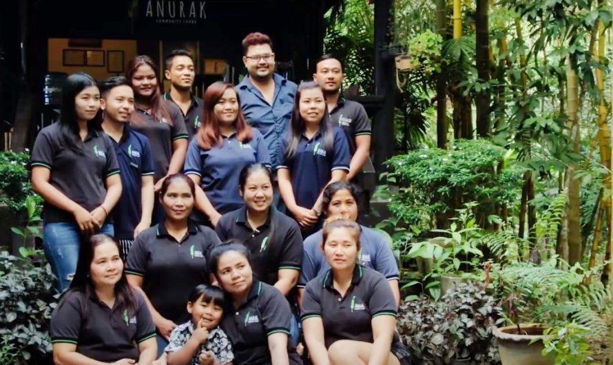 Anurak Lodge en Thaïlande remporte le Grand Prix PATA pour la durabilité