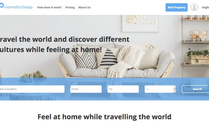 Examen de HomeforSwap – ShareTraveler