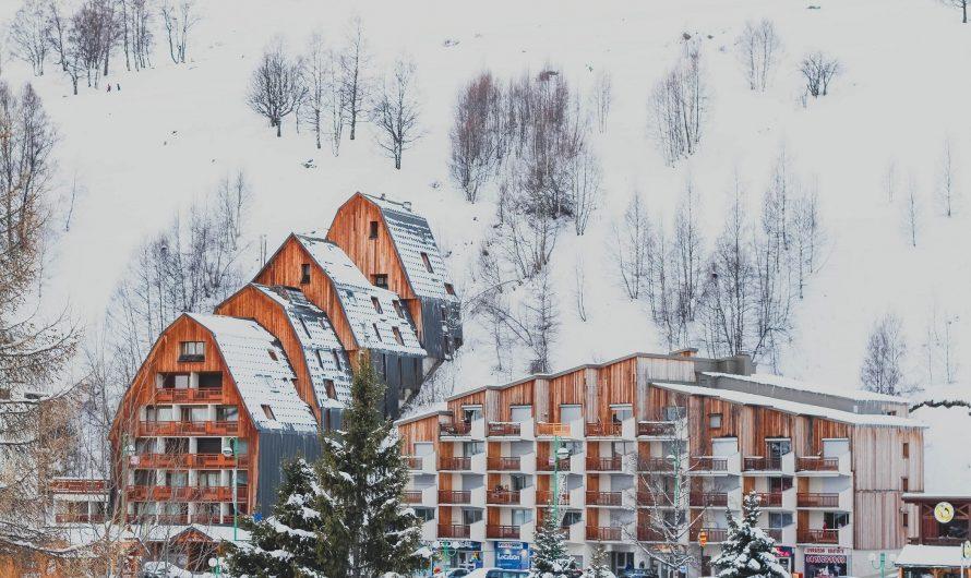 Top destinations de ski pour profiter en famille en France