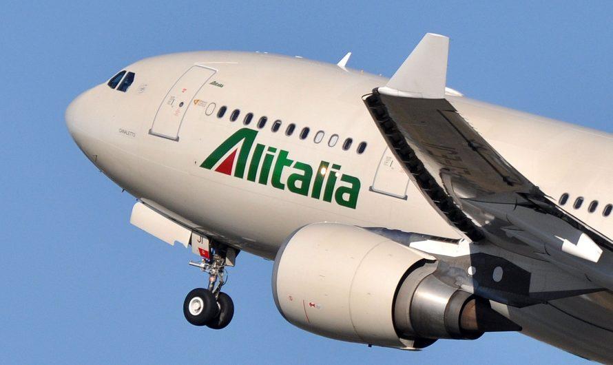 Alitalia abandonne tous les vols au départ et à destination de Milan