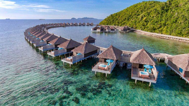 Les 13 meilleurs bungalows sur l'eau des Philippines