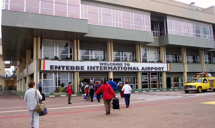 L'aéroport international d'Entebbe reçoit un équipement de sécurité COVID-19