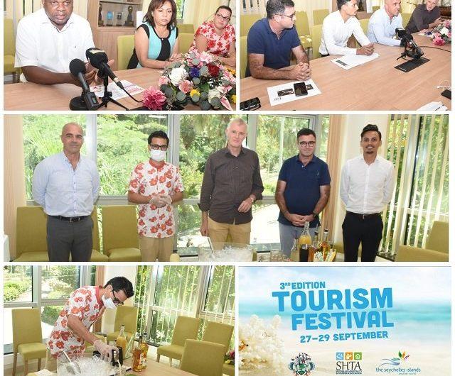 Le troisième festival du tourisme des Seychelles sera célébré en septembre 2020
