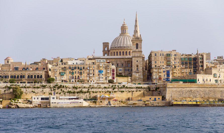 5 lieux incontournables à Malte