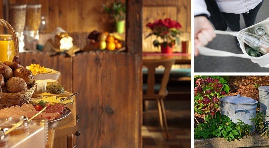 Réduction des déchets: 10 façons faciles d'être un hôtel écologique