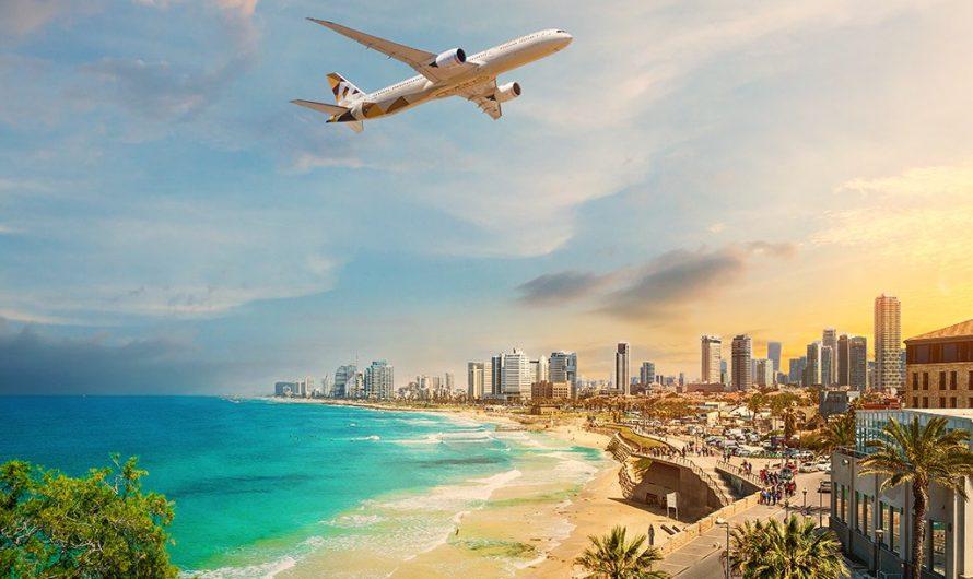 Etihad entre dans l'histoire avec le premier vol passager de GCC vers Israël