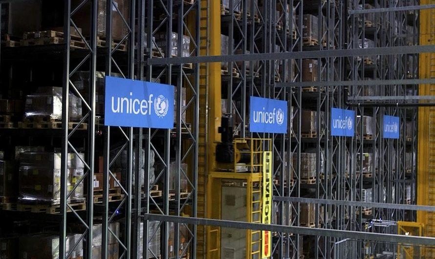 L'UNICEF va stocker plus d'un demi-milliard de seringues pour le vaccin COVID-19 d'ici la fin de l'année