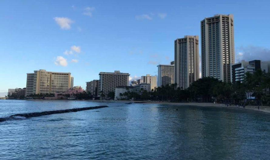 Les hôtels d'Hawaï signalent une baisse substantielle de leurs revenus et de leur taux d'occupation