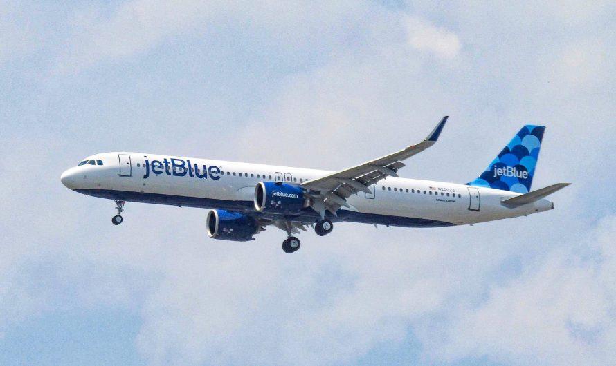JetBlue annonce une nouvelle date de lancement pour le service à Georgetown, en Guyane