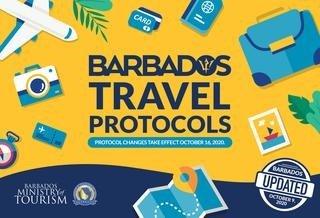 La Barbade met à jour ses protocoles de voyage COVID-19