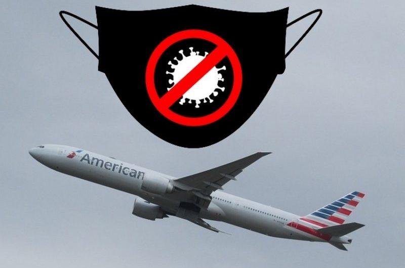 Aucun masque requis dans les avions aux États-Unis: la décision du DOT est horrible
