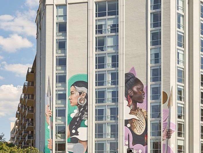 Ouverture d'un nouvel hôtel dédié à l'autonomisation des femmes à Washington D.C.