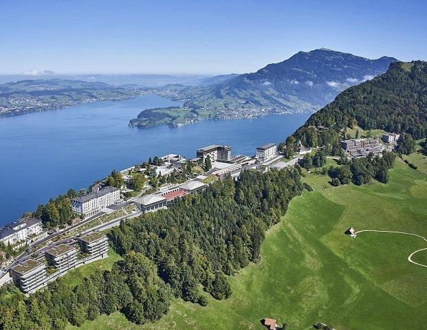 Davos devient Bürgenstock: à la manière du Forum économique mondial