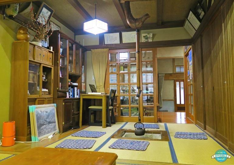 Où séjourner à Takeyama: Minshuku Iwatakan