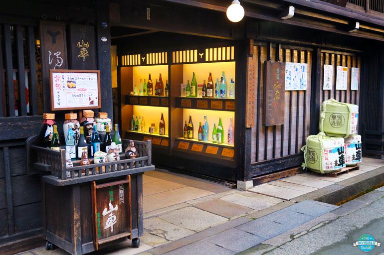 Sake Brewery, Takayama au Japon hors des sentiers battus | The Invisible Tourist