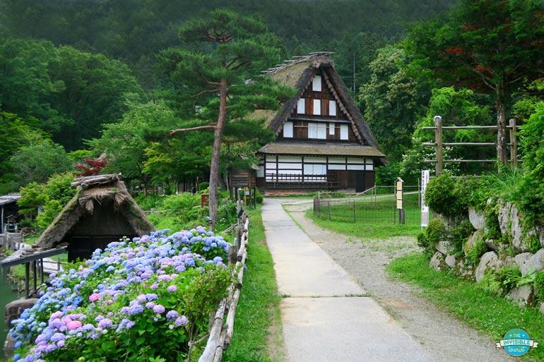 Ajoutez Hida no Sato à votre itinéraire Takayama pour une alternative parfaite à Shirakawago