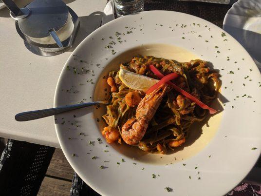 Gastronomie de l'île d'Iž