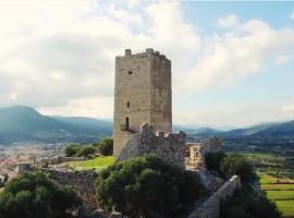 Château de Fava, forteresse judiciaire