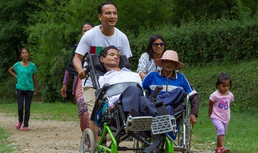 Tourisme accessible pour tous: le nouveau mantra au Népal