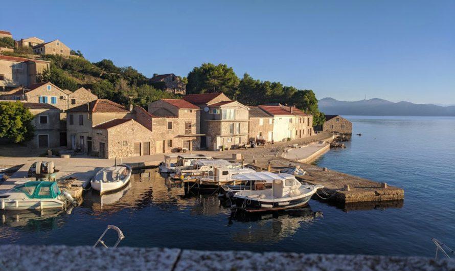 Île Iž – une île authentique moins connue de Croatie à ne pas manquer
