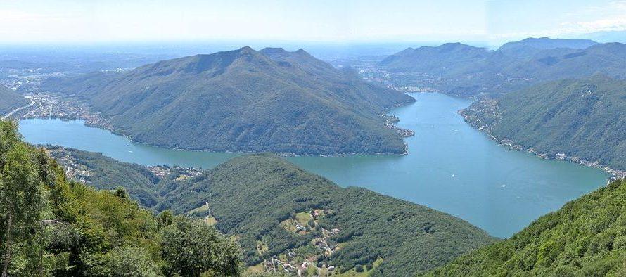 Lac de Lugano: 2 itinéraires de trekking dans la région de Sottoceneri
