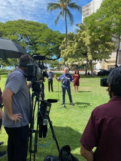 Message urgent du maire d'Honolulu aux visiteurs d'Oahu