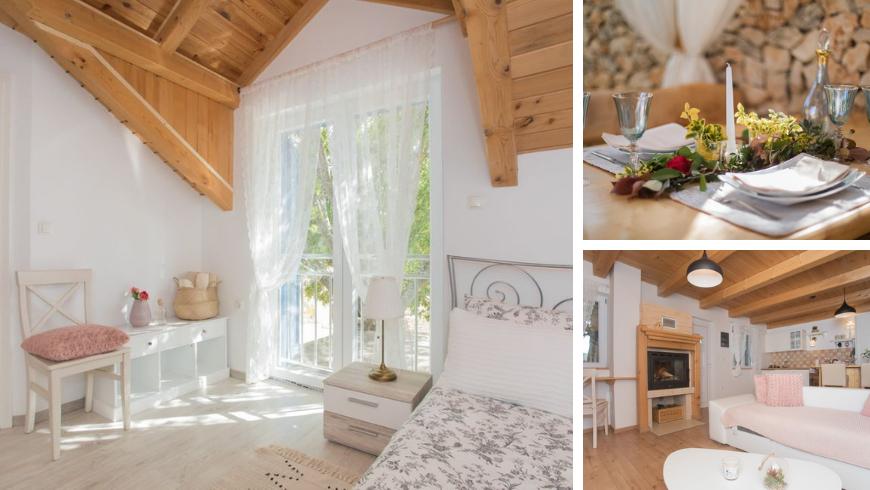 Appartement familial de Kalpić B&B, près du parc national de Krka