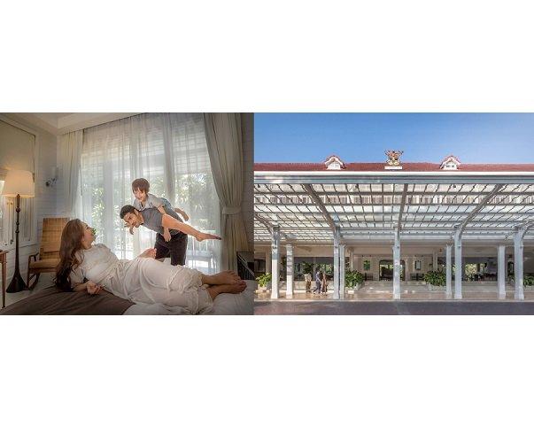 Le Centara Grand Hua Hin remporte le prix du meilleur hôtel familial d'Asie