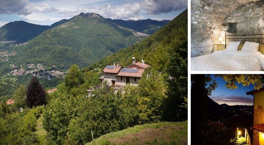 Ferme Marnich: votre séjour vert dans le Val d'Intelvi