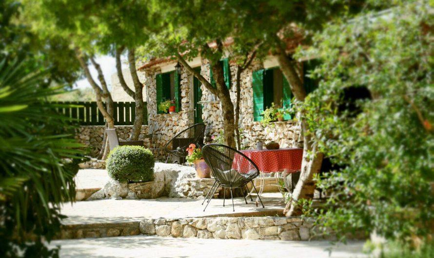 Le plus incroyable Eco B&B près du parc national de Krka en Croatie