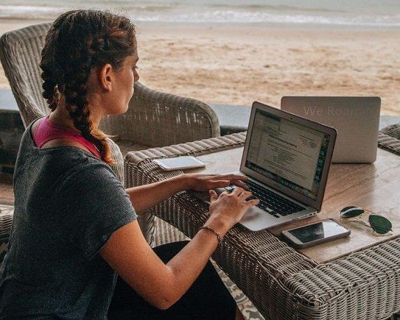 Se préparer à une carrière en tant que nomade numérique