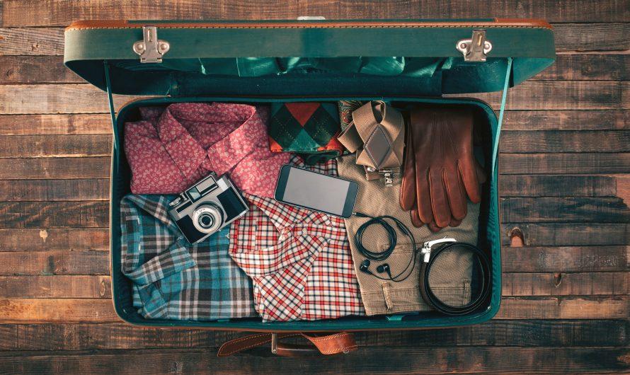 A Travel Packing List – Préparez-vous pour un voyage à l'étranger