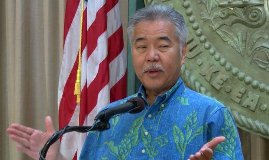 Le gouverneur d'Hawaï Ige déclare ouvert jeudi le tourisme d'Hawaï