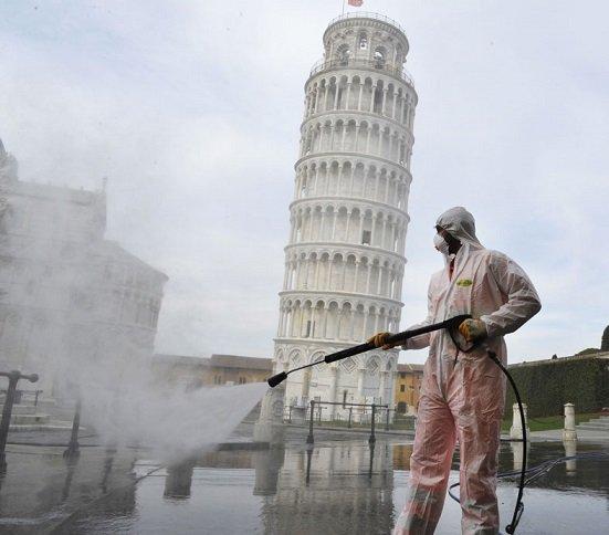 La courbe de contagion COVID-19 augmente en Italie