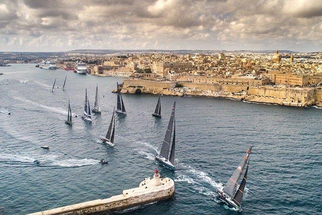 Malte accueillera la 41e édition de la Rolex Middle Sea Race